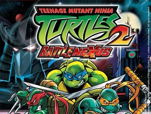 Teenage Mutant Ninja Turtles 2: Battle Nexus Save Data PC