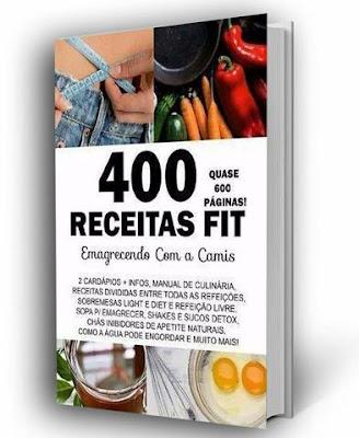 400 RECEITAS PARA EMAGRECER