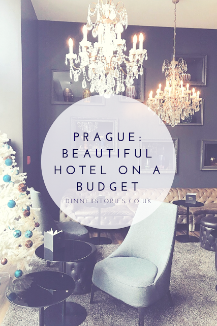 Prague: Beautiful hotel on a budget