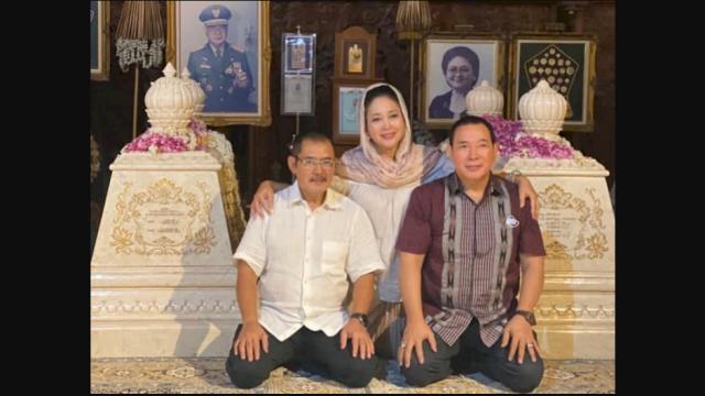 Keluarga Cendana Kumpul di Astana Giribangun Saat TMII Diambil Alih Pemerintah