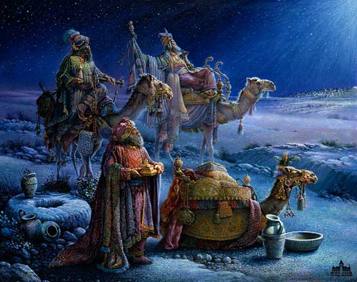 Resultado de imagem para os magos estudando os livros d e Daniel em Babilonia