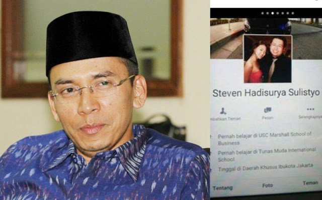 Gubernur NTB Dihina Warga Keturunan, Politisi Golkar: Efek Rasis Ahok Meluas Kemana-mana