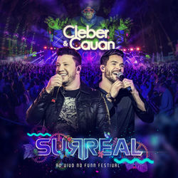 CD Surreal – Cleber e Cauan 2019