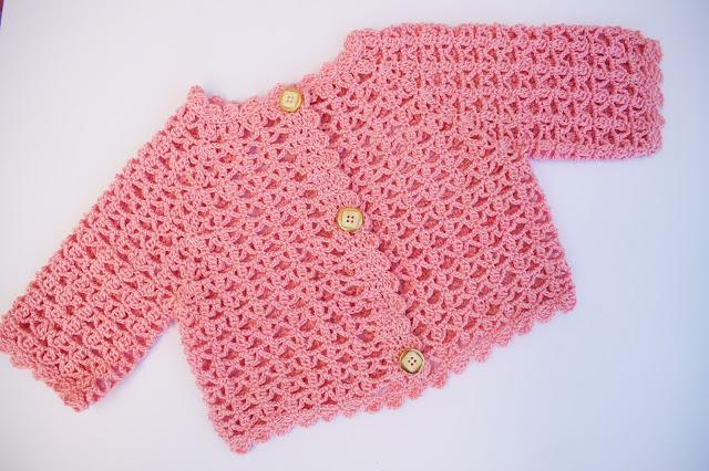 1 - Crochet Chaqueta de verano a crochet y ganchillo por Majovel Crochet
