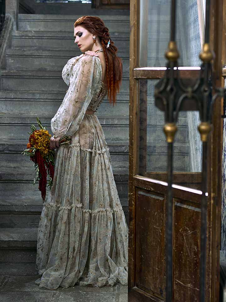 imagenes peinados de novias originales 2020