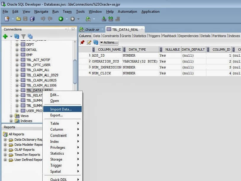 Deep Data Mining Blog: Five Ways of Loading Text Files Into Oracle