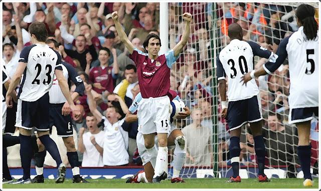 Benayoun West Ham Tottenham