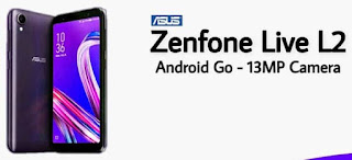 How to Reset Asus Zenfone Live L2