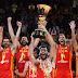 España Campeón del Mundial de Baloncesto