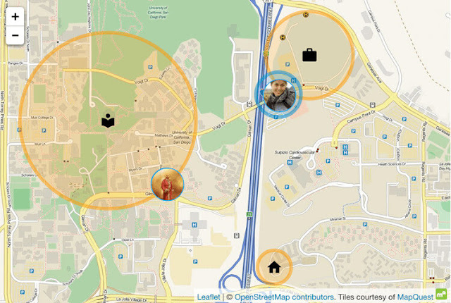 Home Assistant presence detection