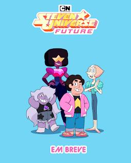 Tem novidade de Steven Universo na área!