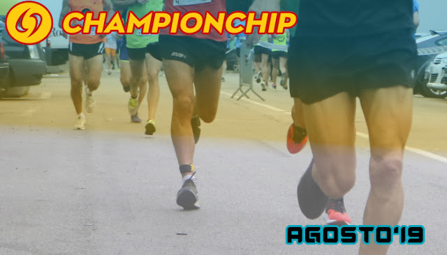 Lliga Championchip 2019 - Agosto