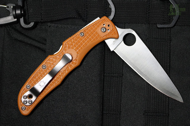 Spyderco HAP40 Endura - Product View 2
