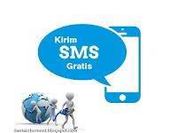Cara Kirim SMS Gratis Lewat Internet dan Tutorial Caranya