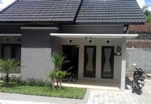 gambar rumah minimalis atap asbes