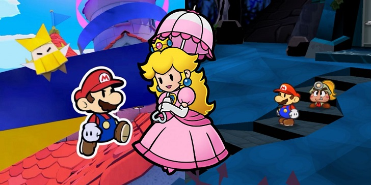 Paper Mario: The Origami King Story