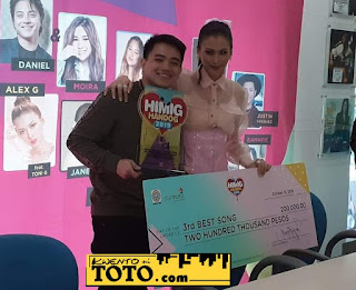Himig Handog - Please Lang - Aikee and Alex Gonzaga