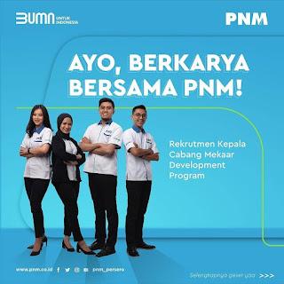 Lowongan Kerja SMA SMK D3 PT Permodalan Nasional Madani September 2020