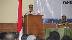 Wujudkan Tertib Admitrasi , BKPSDM Sosialisasikan Purna Bhakti ASN BKPSDM