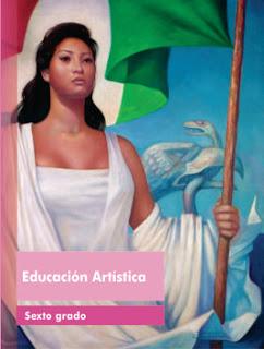 Libro de Texto Educación Artísticasexto grado2016-2017