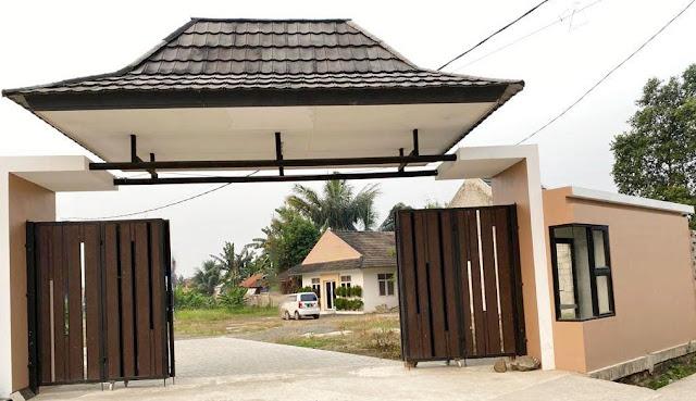 Padmasari Residence Perumahan syariah di Parung Bogor