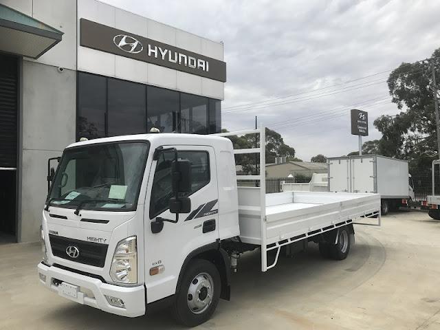 Hyundai EX8 thùng lửng