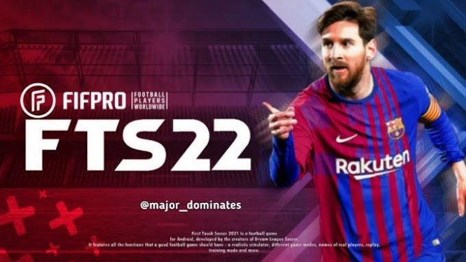 First Touch Soccer 2022 (FTS 22) Mod Apk Obb Download for Android