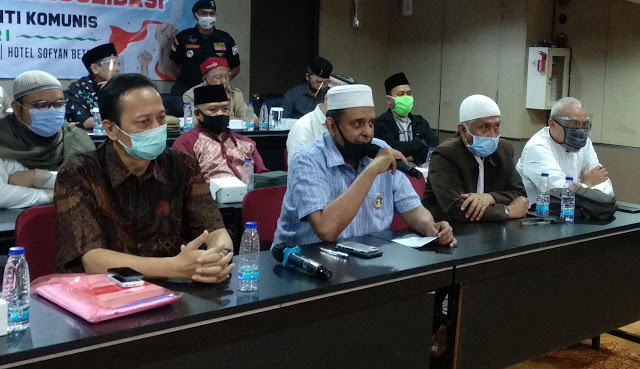 PA 212 dkk Akan Nobar Nasional G30S/PKI di Masjid-Majelis Taklim Setiap Daerah