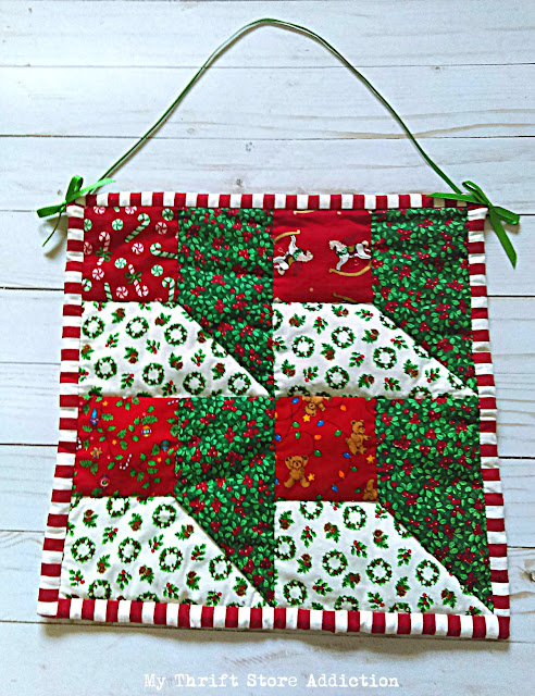 Shop handmade Christmas at Thrift Store Addiction on Etsy