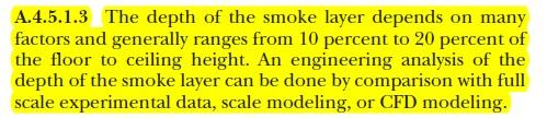atrium smoke management system,atrium,ashrae,nfpa 92,plugholing , fully  developed  fire,Window  plume ,balcony spill plume,ashrae  application,Axisymmetric plume