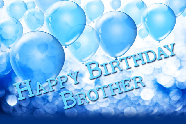 happy birthday brother party image, wallpaper, greeting