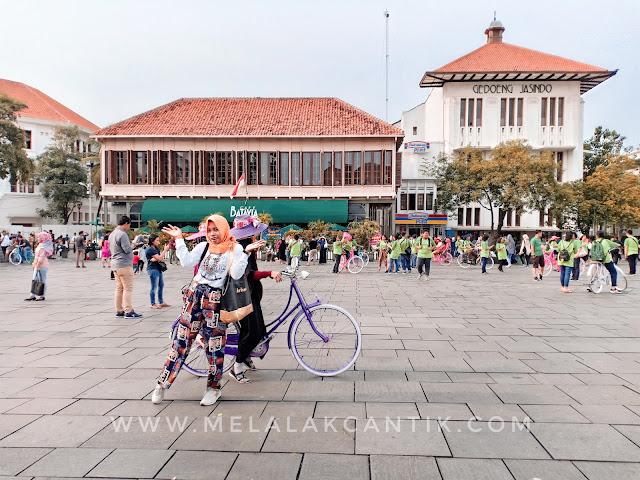 Tempat wisata menarik dikunjungi di Jakarta