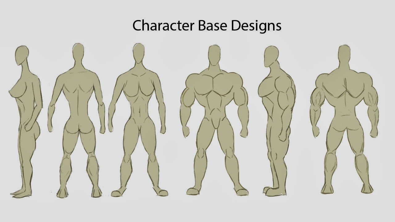 The gallery for --> Anime Base Male Standing