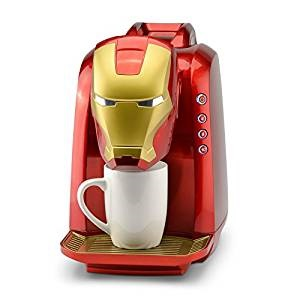 Click here to purchase Iron Man Single Serve Coffee Maker at Amazon!