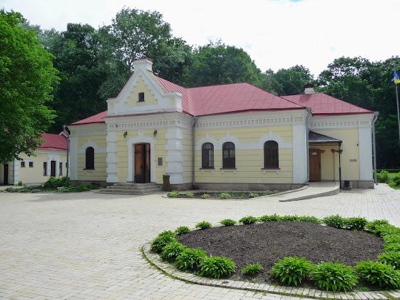 Батурин. Музей «Будинок Генерального судді Левобережної України»