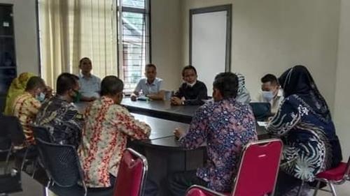 Dari Kunker DPRD Kota Padang, Budi Syahrial: Capilduk Pelalawan Serba Cepat...!
