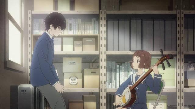Mashiro no Oto - PRIMERAS IMPRESIONES | PRIMAVERA 2021