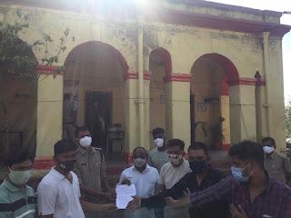 गंधवानी विधायक उमंग सिंघार पर की गई एफ.आई.आर. वापस लिये जाने की मांग
