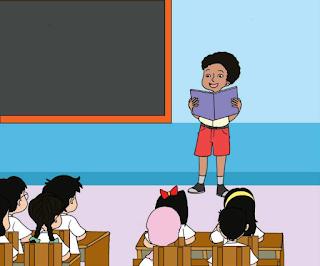 Materi dan kunci jawaban buku siswa kelas 3 SD tema 2 subtema 2 pembelajaran 2