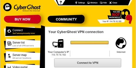 Software VPN gratis dan berkualitas serta aman