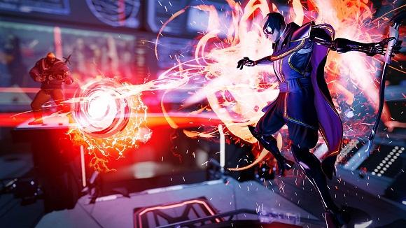Agents of Mayhem PC Free Download Screenshot 2