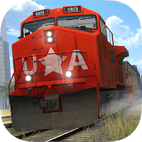 Train Simulator PRO 2018 mod apk