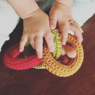 Atelie Debora Alves Brinquedo de crochê para bebês! (AMIGURUMI FOR BABIES)