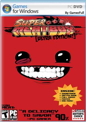 Super Meat Boy PC [Full] Español [MEGA]