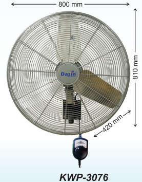 quat treo tuong kwp-3076