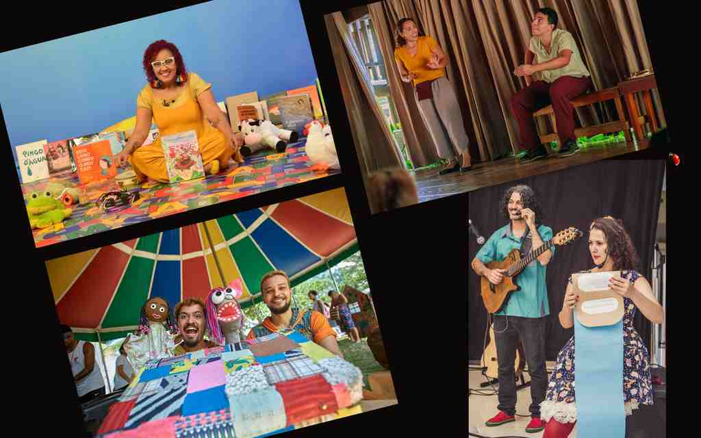 Evento on-line, contemplado pelo ProAC, será gratuito e reunirá artistas de todo o País para revisitar o Dia Nacional do Contador de Histórias; programação de 14 a 20 de março