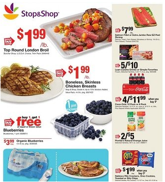 Stop and Shop Circular Flyer June 1 7 2018 Coupons and Deals