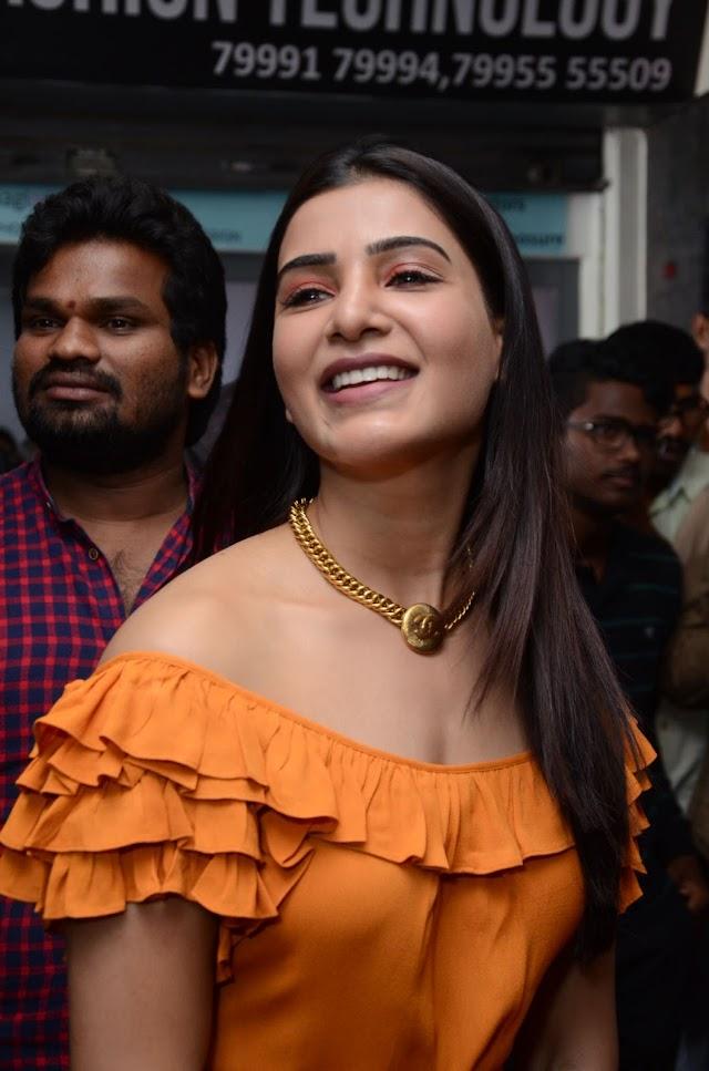 Actress Samantha Akkineni Latest Photos