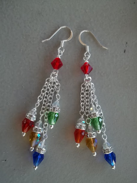 Beaded Path Fun And Easy Holiday Jewelry