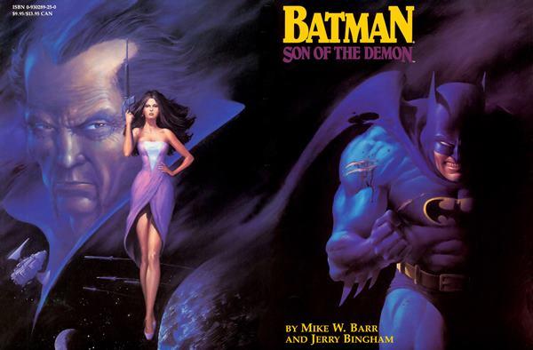 Batman: Son of the Demon es uno de los mejores cómics de Batman